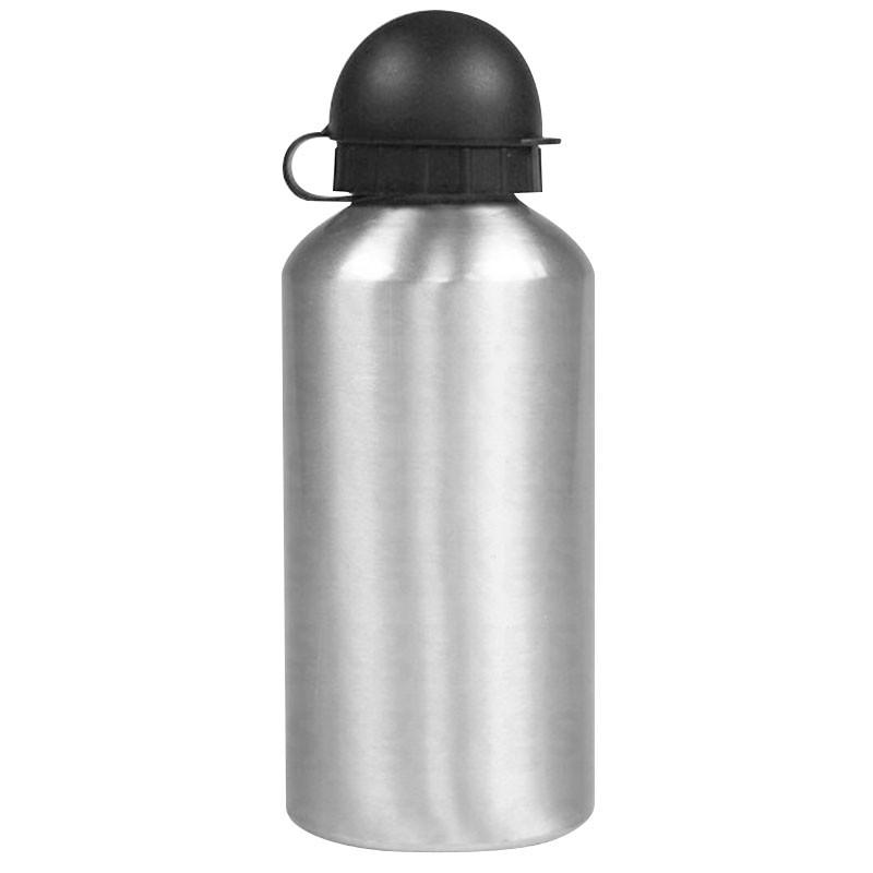 Squeeze Prata Tampa Redonda (500 ml) - Valor unitário