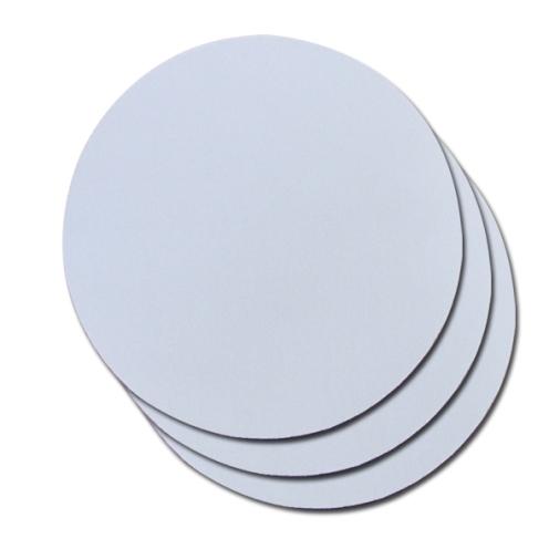 Mouse Pad Redondo P/ Sublimação 20x20 Cm (básico) REF 301 - Valor Unitario