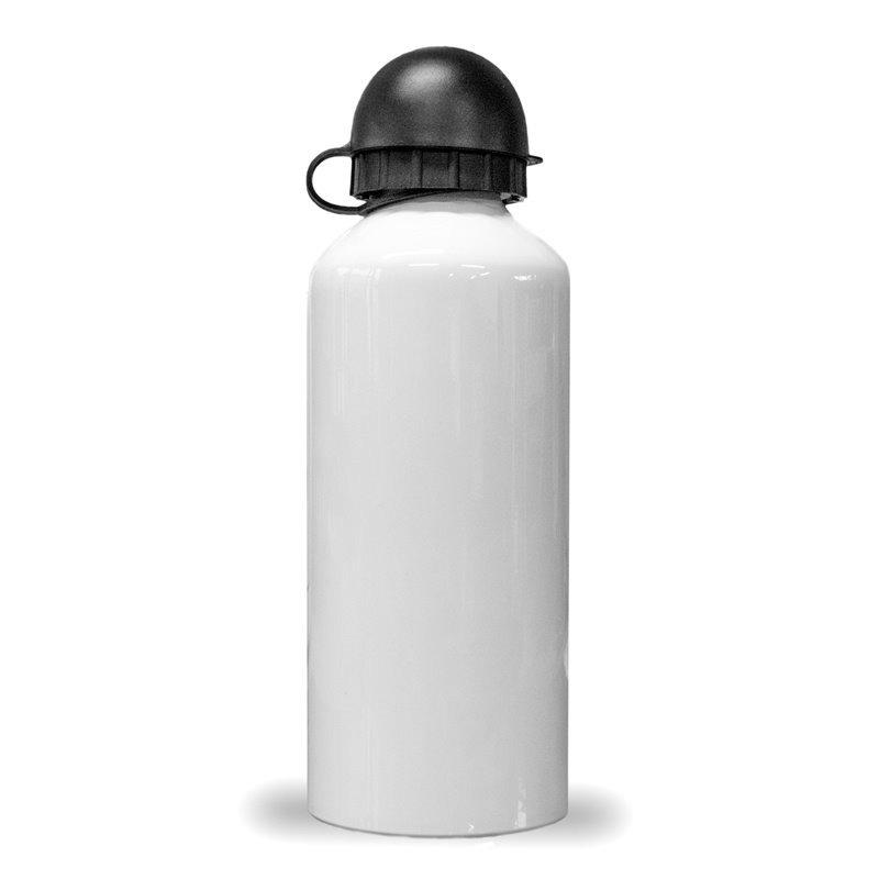 Squeeze Branco Tampa Redonda (600 ml) - Valor unitário