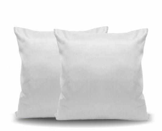 Capa Para Almofada Branca PLUSH DUPLA FACE 40X40 - Valor Unitário