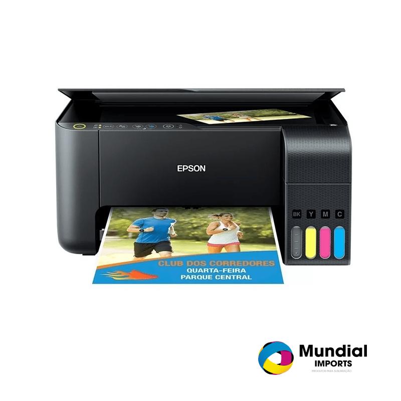 Impressora Multifuncional Epson L3150 EcoTank
