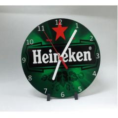 Relógio para sublimação em MDF 20x20 - Valor unitário