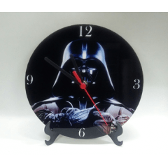 Relógio Para Sublimação em Azulejo Redondo 20x20 - Valor Unitário